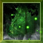 Fireflies 3d Live Wallpaper icon
