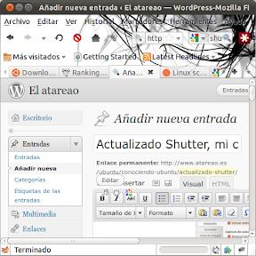Añadir nueva entrada ‹ El atareao — WordPress-Mozilla Firefox_019