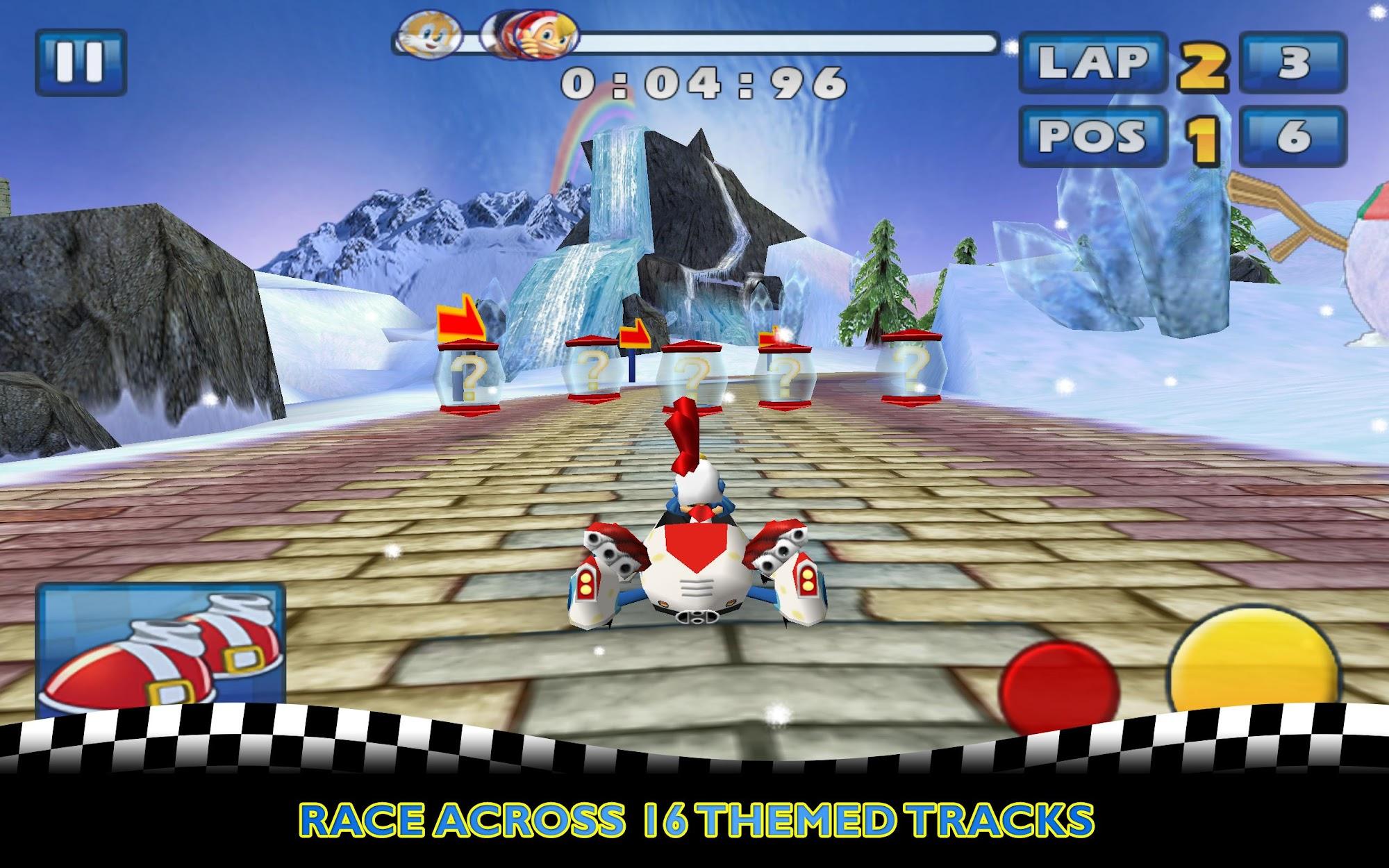 Sonic & SEGA All-Stars Racing screenshot #9