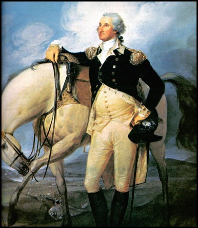 BM7- George Washington 1782 painting