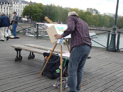 Puente de las Artes, París, Elisa N, Blog de Viajes, Lifestyle, Travel