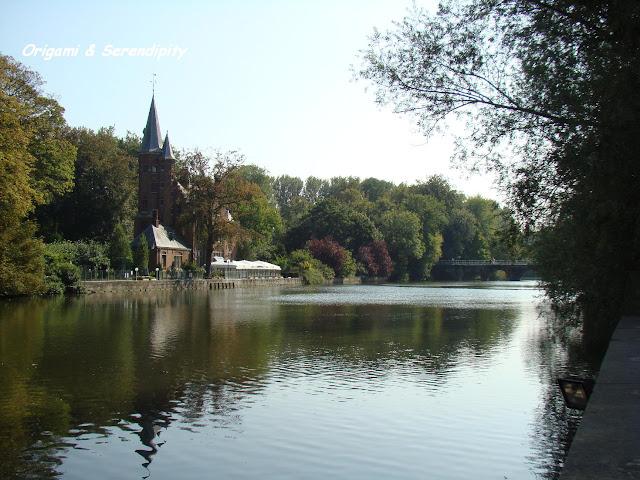 Lago del Amor, Brujas, Elisa N, Blog de Viajes, Lifestyle, Travel