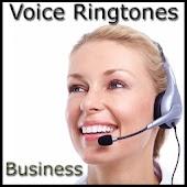 Voice Ringtones Business App