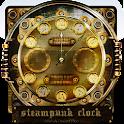 スチームパンク目覚まし時計ウィジェット2 icon