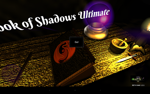 Book of Shadows HD screenshot 1