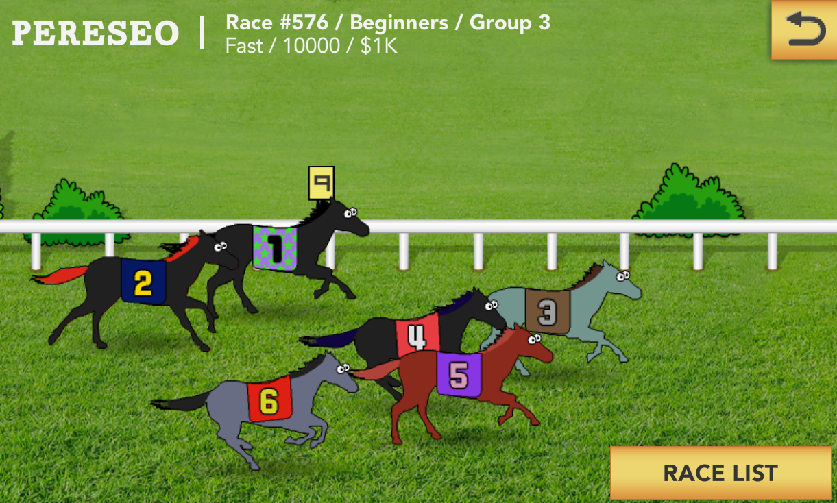 Hooves Reloaded: Horse Racing- screenshot