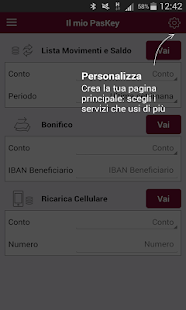 Banca MPS per Smartphone- screenshot thumbnail