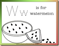 watermeloncoloring