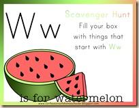 watermelonscavenger