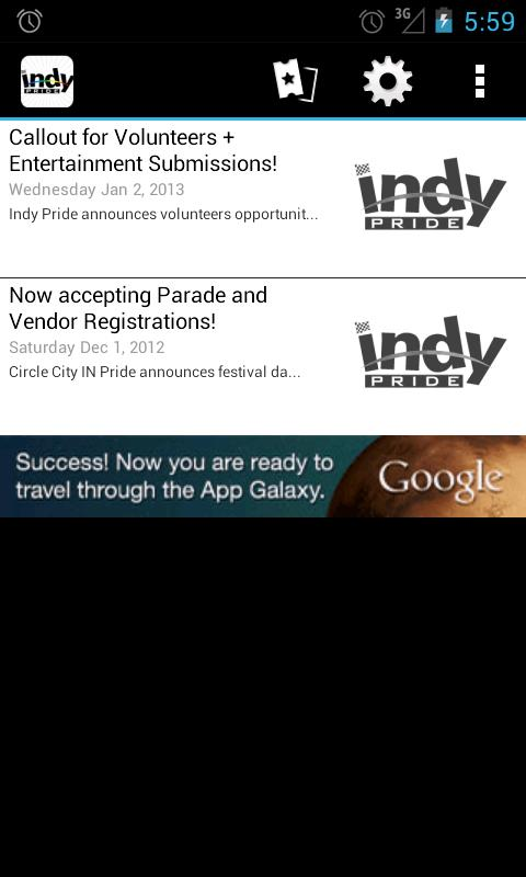 Indy Pride - screenshot