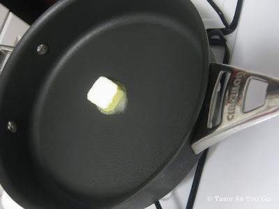 Circulon Pan   Taste As You Go