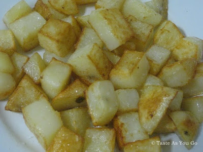 Simple Home Fries - Photo by Taste As You Go
