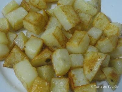 Simple Home Fries | Taste As You Go