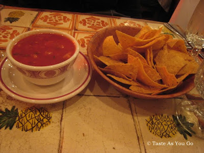 Chips and Salsa at Viva Pancho in New York, NY - Photo by Taste As You Go