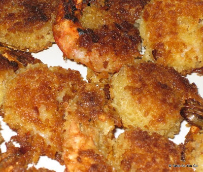 Panko-Crusted-Honey-Ginger-Shrimp-tasteasyougo.com