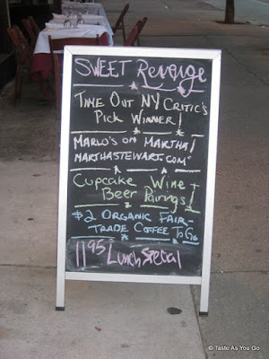 Specials-Board-Sweet-Revenge-New-York-NY-tasteasyougo.com