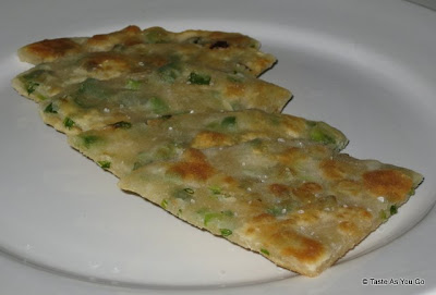 Scallion Pancakes - Photo by Taste As You Go