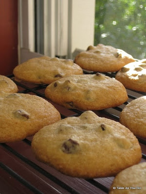 Chocolate Chip Cookies | Taste As You Go