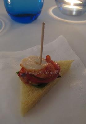 Lobster BLT   Taste As You Go