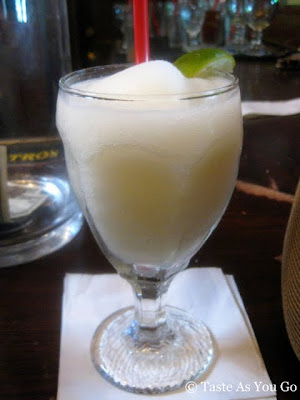 Margarita at The Mariachi Bar at Mi Tierra Cafe & Bakery in San Antonio, TX - Photo by Taste As You Go