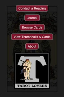 Tarot Lovers - screenshot thumbnail