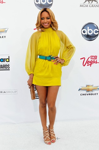Keri Hilson 2011 Billboard Music Awards Arrivals