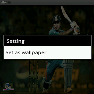 dhoni - screenshot thumbnail