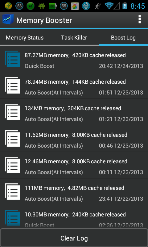 Memory Booster - RAM Optimizer - screenshot