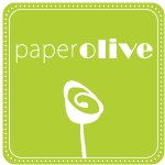 paper olive custom couture wedding invitations