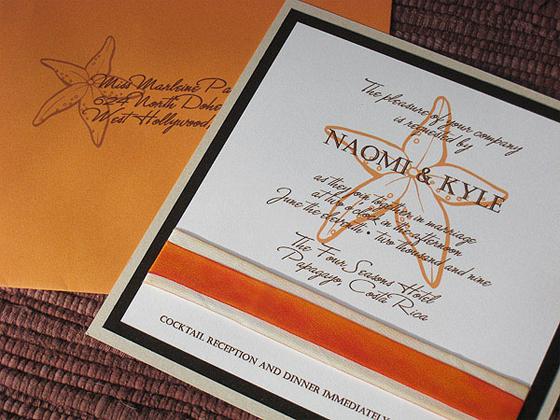 Beach Wedding Invitation Wording: Paper Olive • The Blog: June 2010