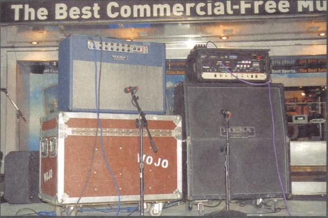 Andy Timmons rig