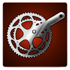 Cadence Calculator for Cycling icon