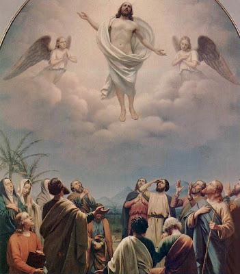 Resultado de imagen para ascensión del señor, Francisco