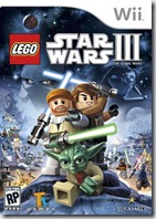 Lego Star Wars Clone Wars Wii Large
