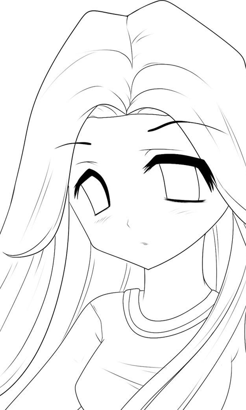 Learn To Draw Anime Manga Screenshot