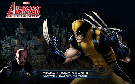 Avengers Alliance Screenshot 5