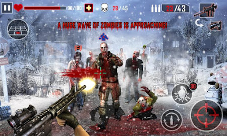 Zombie Killer 2.0 screenshot 3820