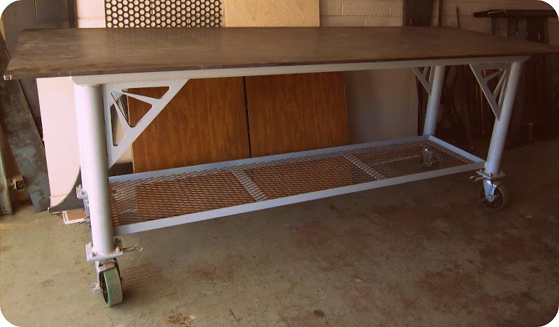 Awesome Industrial Workbench For Sale Vintage Industrial Furniture Frankydiablos Diy Chair Ideas Frankydiabloscom