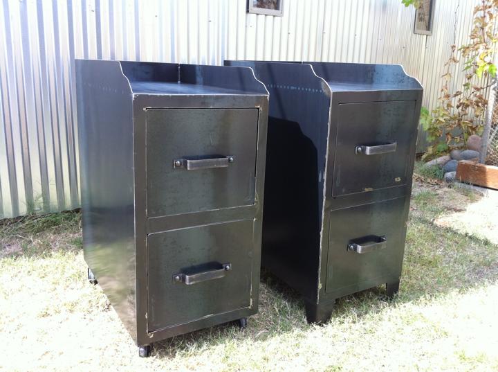 Vintage Industrial Filing Cabinet Vintage Industrial Furniture