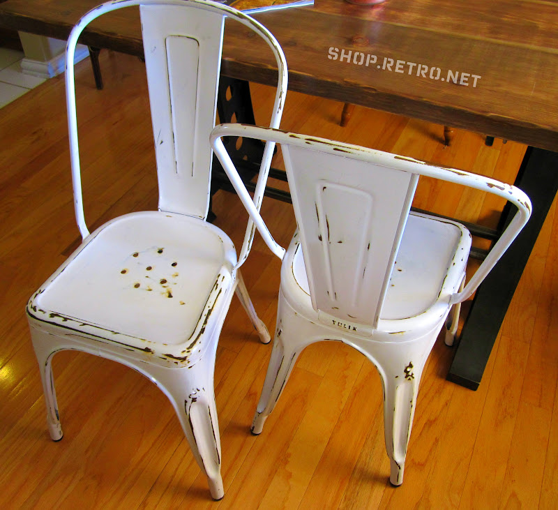 Swell Antique Tolix Chair Vintage Industrial Furniture Theyellowbook Wood Chair Design Ideas Theyellowbookinfo