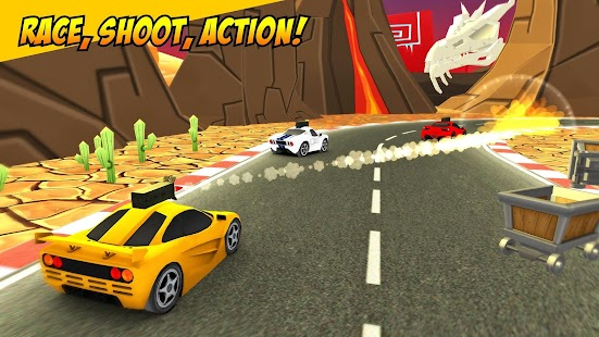 Ace Racer - Shooting Racing- screenshot thumbnail