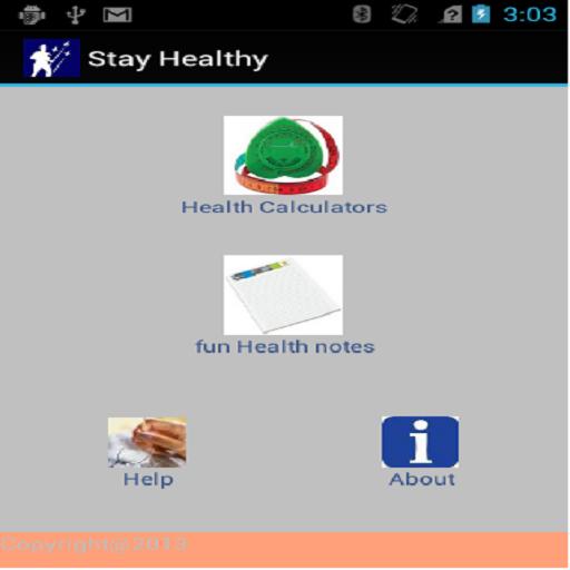 StayHealthyCalculators