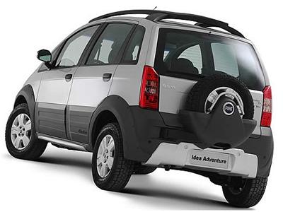 Carros da fiat for Fiat idea adventure locker 2010 precio