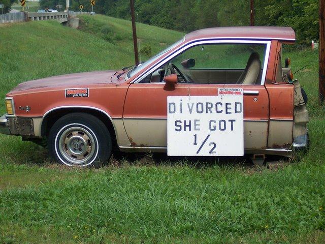 Car after Divorce