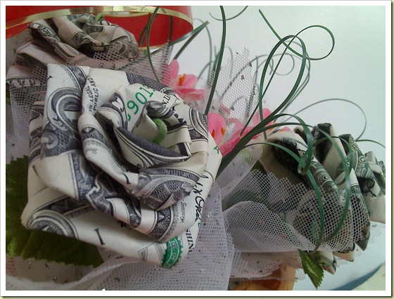 DOLLAR ORIGAMI FLOWER « EMBROIDERY & ORIGAMI - photo#13