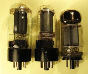 6P3, 6P3S, 6P3S-E vacuum tubes