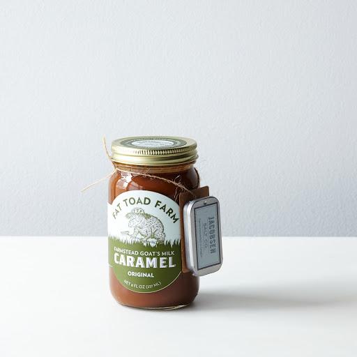 Salted Goat's Milk Caramel Set