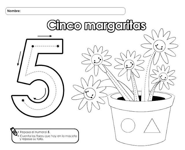 Dibujos Para Colorear Con Numeros Del 1 Al 10: APRENDE LOS NUMEROS CON DIBUJOS Y COLOREA
