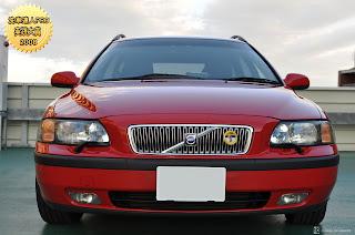 ボルボ V70 02y 実践大賞2008 11月度