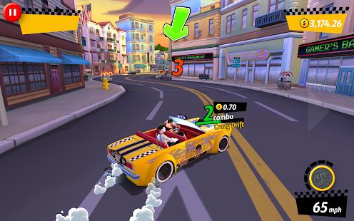 Crazy Taxi™ City Rush Screenshot 38